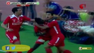Finale Coupe de Tunisie 2015 - ESS vs SG (4-3)
