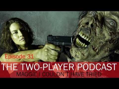 The Walking Dead Returns, But Is Maggie Leaving? (Two Player Podcast Ep 31)