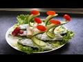 Salata tarifleri -Kayık Salatalık Tarifi - Bizim Terek Yemek Tarifleri