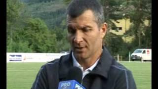 Sport.ro: Interviu Ioan Ovidiu Sabau (18 iulie 2009)