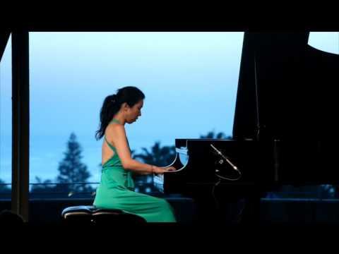 Miki Aoki plays G.F. Händel-M.Moszkowski Lascia ch'io pianga
