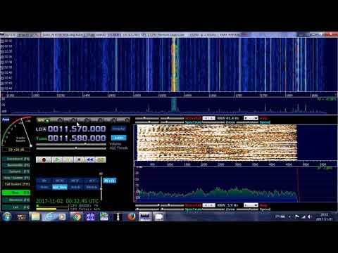 B17 Winter Schedules North America 0030 UT Radio Slovakia via WRMI 5850 and 11580 Khz Shortwave