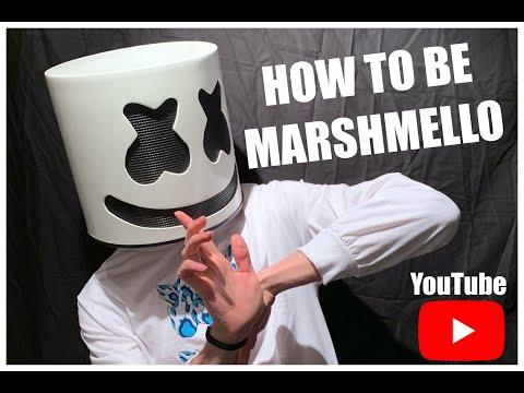 How to be & dress like Marshmello