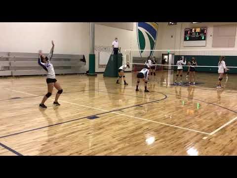 SVA MS Girls Volleyball vs Cherry Hills Christian: A Team