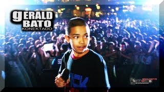 GERALD BATO (Young Pinoy Rapper sensation)  Rocks ABRA