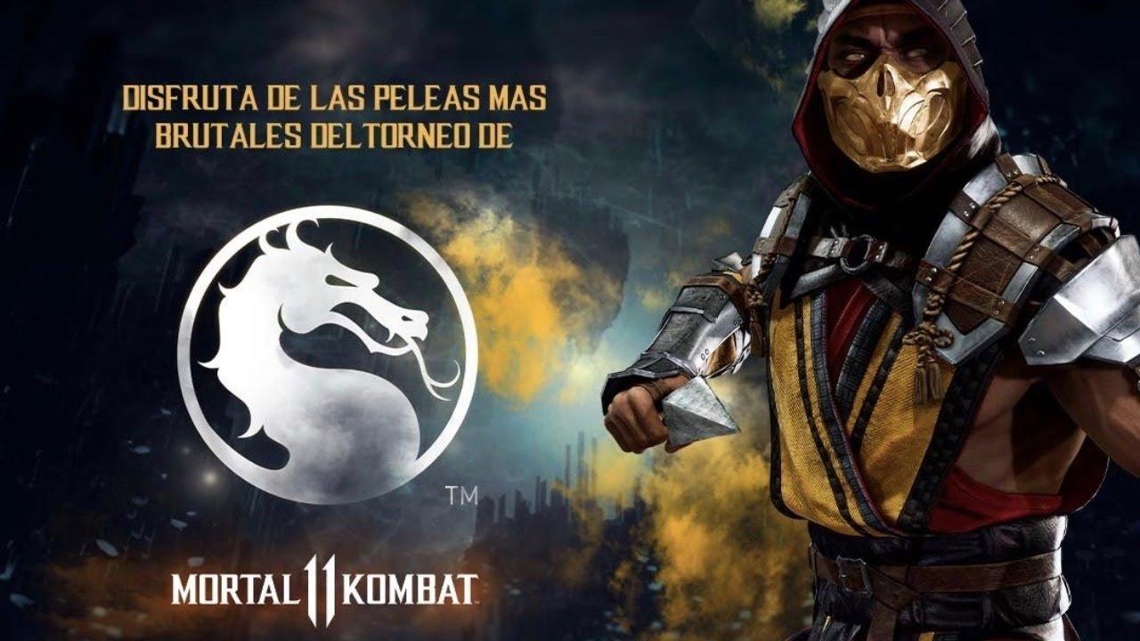 ¡Mortal Kombat 11, mejores 16 jugadores #MK11🐲!