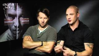 Tom Hardy, Joel Edgerton: