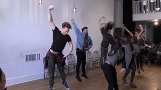 NYTB's Choreography Lab/April 2018 - Shiloh Goodin