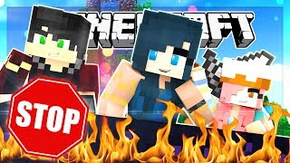 YOU SHALL NOT PASS!! MEET OUR GIANT BED TOWER IN MINECRAFT BEDWARS!