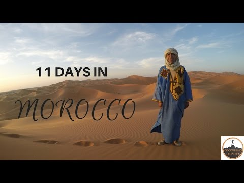 Places you should see in Morocco