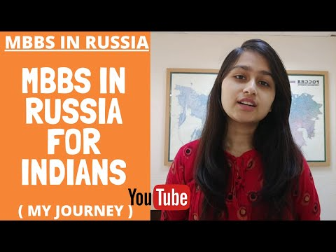 MBBS In RUSSIA For Indians| My Journey From India To Russia|