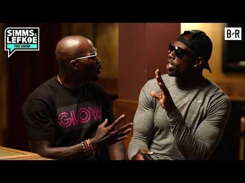 Terrell Owens, Ochocinco Put Media and Each Other on Blast in Simms & Lefkoe Interview