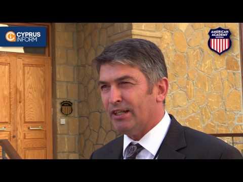 American Academy Nicosia - English Version Introductory Video