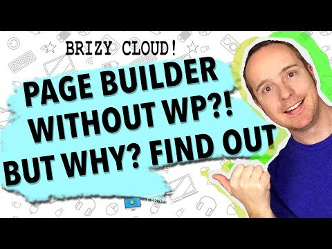 Brizy Cloud Review & Tutorial - No Other Page Builder Has A Feature Close To This - 동영상