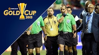 Gold Cup: Reggae Boyz and controversy steal the show in Atlanta