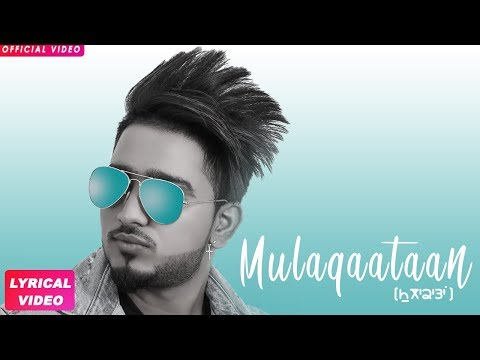 MULAQAATAAN (Full Song) - ROCKY Feat Sukhe    Latest Punjabi Songs 2018   Geet MP3