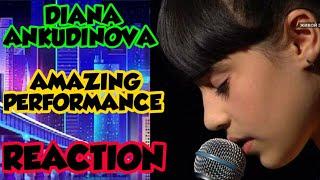 Диана Анкудинова. Diana Ankudinova Reaction video \
