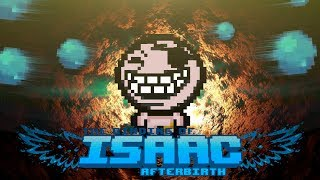 Trach bam łubudu cyfkysz łakafą   The Binding Of Isaac: Afterbirth + #17