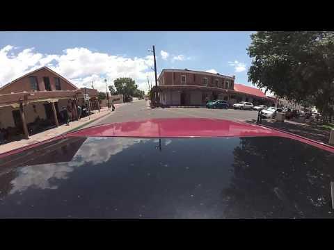 Albuquerque's Old Town, in TRUE 360º