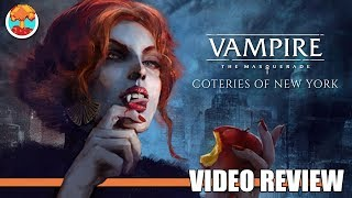 Review: Vampire: The Masquerade - Coteries of New York (Steam) - Defunct Games