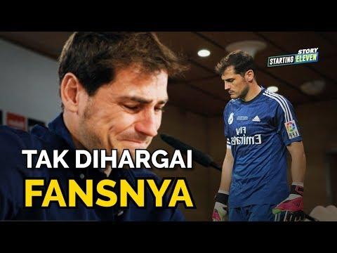 Tragis! Karena Alasan Ini Iker Casillas Tinggalkan Madrid