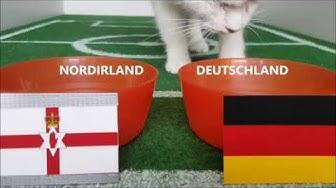 Emilias Fußball EM Tipp 2016 Nordirland : Deutschland