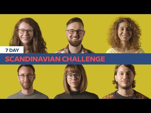 How To Learn A Language In 7 Days | The Scandinavian Challenge