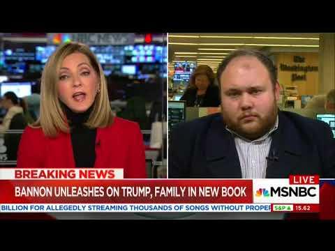 "Trump called Hope Hicks ""the best piece of tail"" Lewandowski ever had: Book"