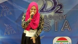 Repeat youtube video Audition/Audisi Rubisa Tiasin [D Academy Asia (DAA2) ] 05082016 MALAYSIA