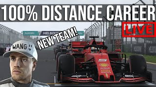 F1 2019 - Trying To Return Ferrari To The Glory Days | 100% Race @ Melbourne