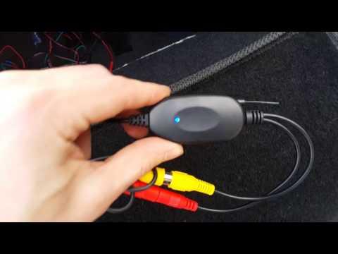 Камера беспроводная, передатчик видеосигнала