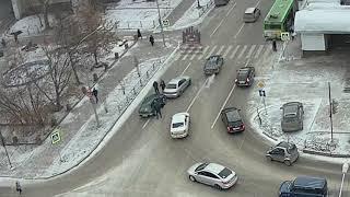 Республики - Горького 13.11.2018 ЧП Красноярск