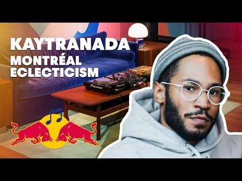 Kaytranada Lecture (Montréal 2016)   Red Bull Music Academy