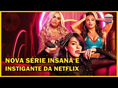 A série mais INSTIGANTE e LOUCA da Netflix desde 'La Casa de Papel'
