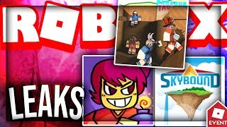 [LEAK] ROBLOX POSSIBLE BATTLE ARENA EVENT GAMES | Leaks and Predictions