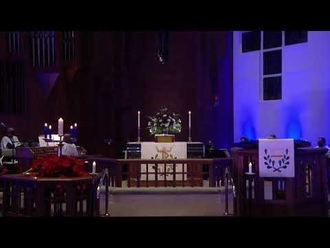Good Shepherd Lutheran Church Christmas Eve 2020