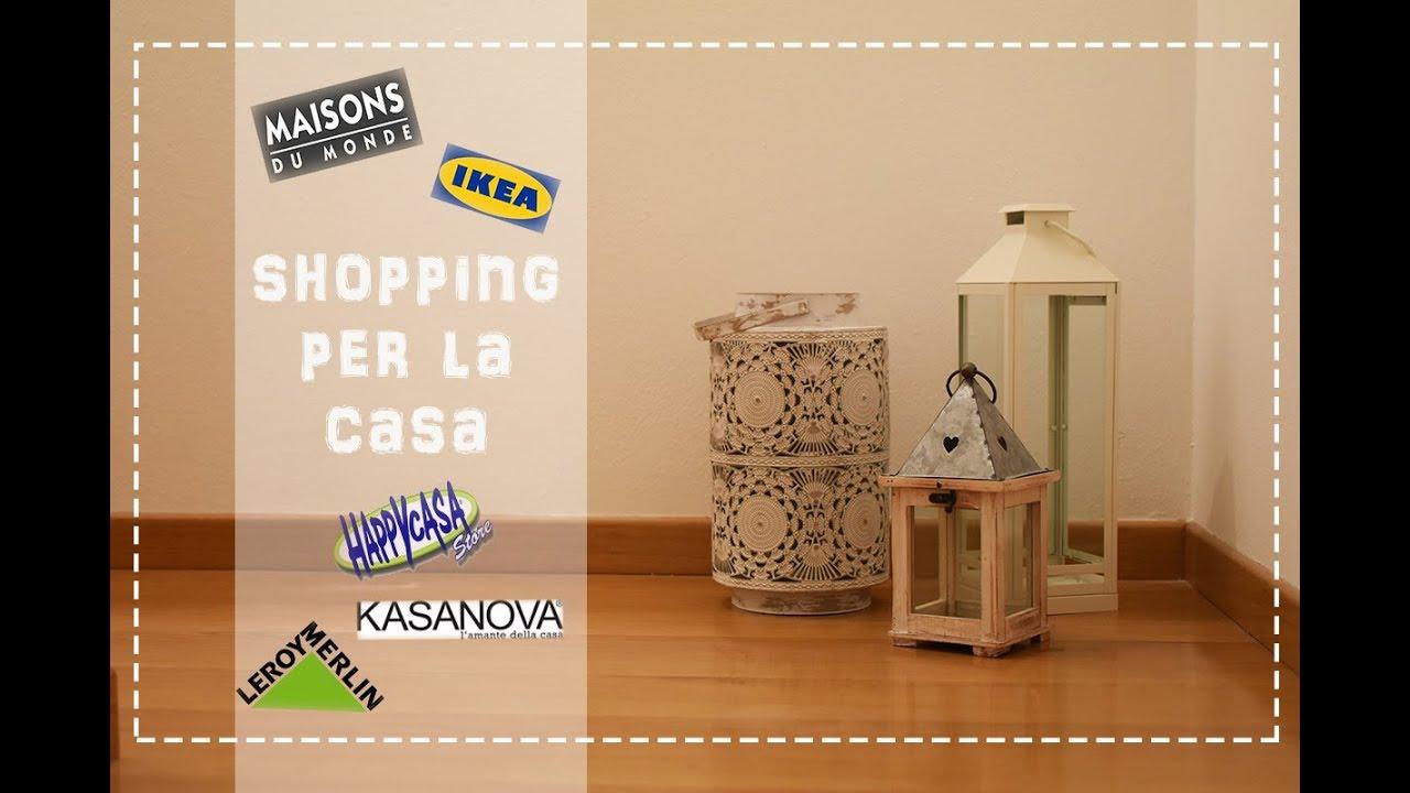 Cestini Da Bagno Leroy Merlin : 🏡 shopping per la casa maisons du monde ikea happy casa leroy