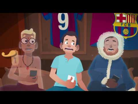 La app del FC Barcelona se actualiza con un nuevo chat