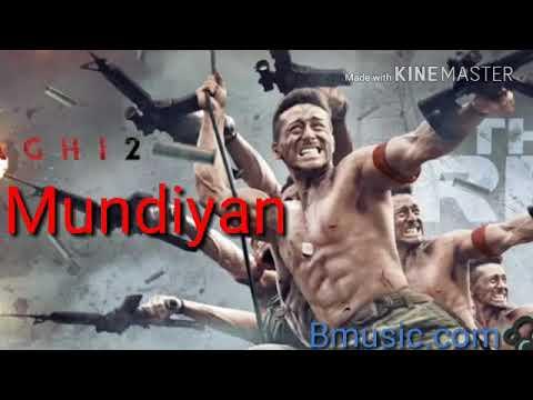 Mundiyan || Navraj Hans & Palak Muchhal|| Baaghi 2