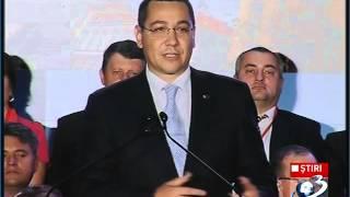Victor Ponta desemnat oficial la presedentie la Alba Iulia