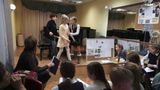 Открытый урок музыкальной литературы Н.В.Калининой к Юбилею Победы