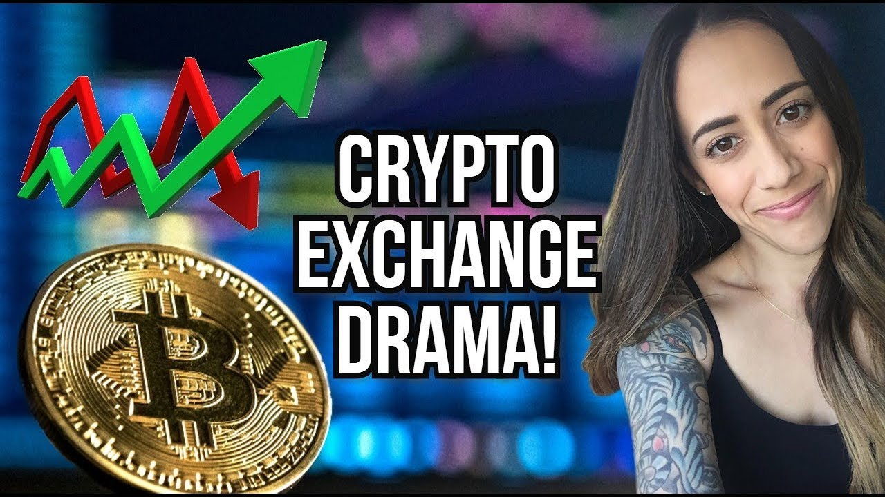 CRYPTO EXCHANGE DRAMA - FTX BITTREX  BITMEX DX EXCHANGE - BITCOIN CORRECTION TIME?