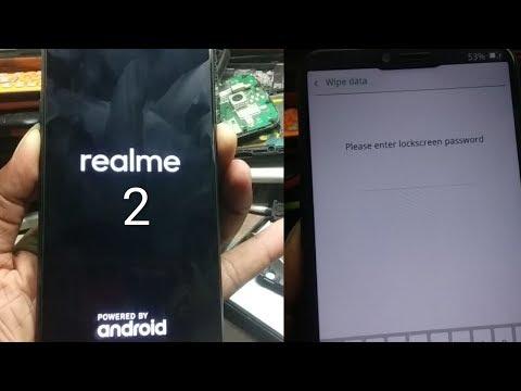 Hard reset realme 2 (RMX1805) - Mobisafi