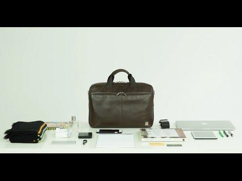 Knomo Amesbury Briefcase