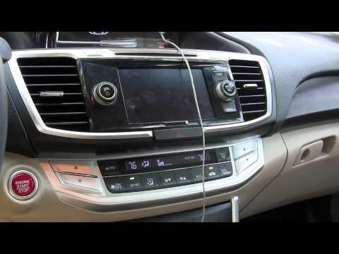 2014 Honda Accord Review