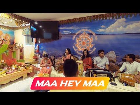 Maa Hey Maa   Priya & Divya Paray, Davindra, Amit, Vikash, Shani & Umesh
