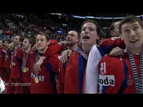Hockey  2008 World ChampionShip Final. Overtime