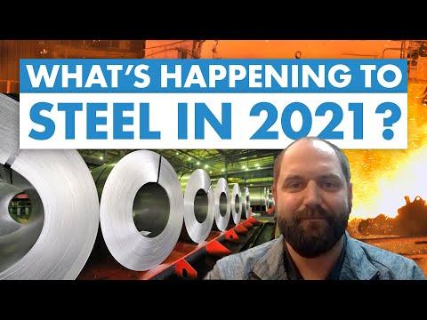 Steel Price Update 2021: Steel Supply & Market News
