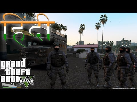 GTA 5 SWAT PATROL HINDI #39