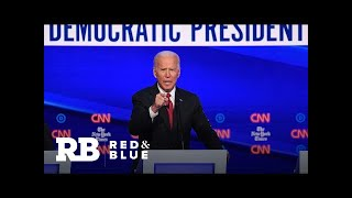 Joe Biden says during debate he and his son did nothing wrong in Ukraine